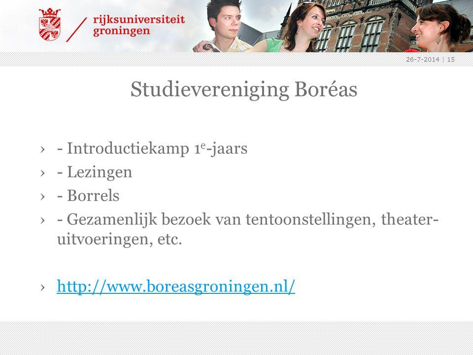 Studievereniging Boréas ›- Introductiekamp 1 e -jaars ›- Lezingen ›- Borrels ›- Gezamenlijk bezoek van tentoonstellingen, theater- uitvoeringen, etc.
