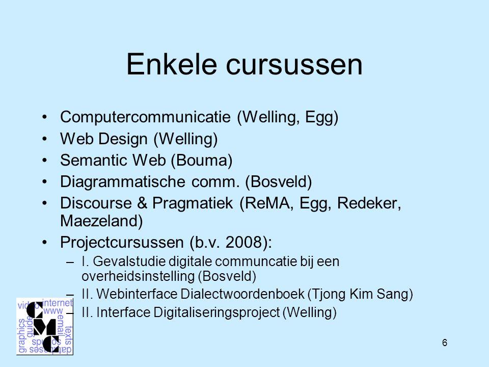 37 Emerging Topics Flexibele Levering –spraak, SMS, of full-screen –via XML Steun voor menselijke communicatie