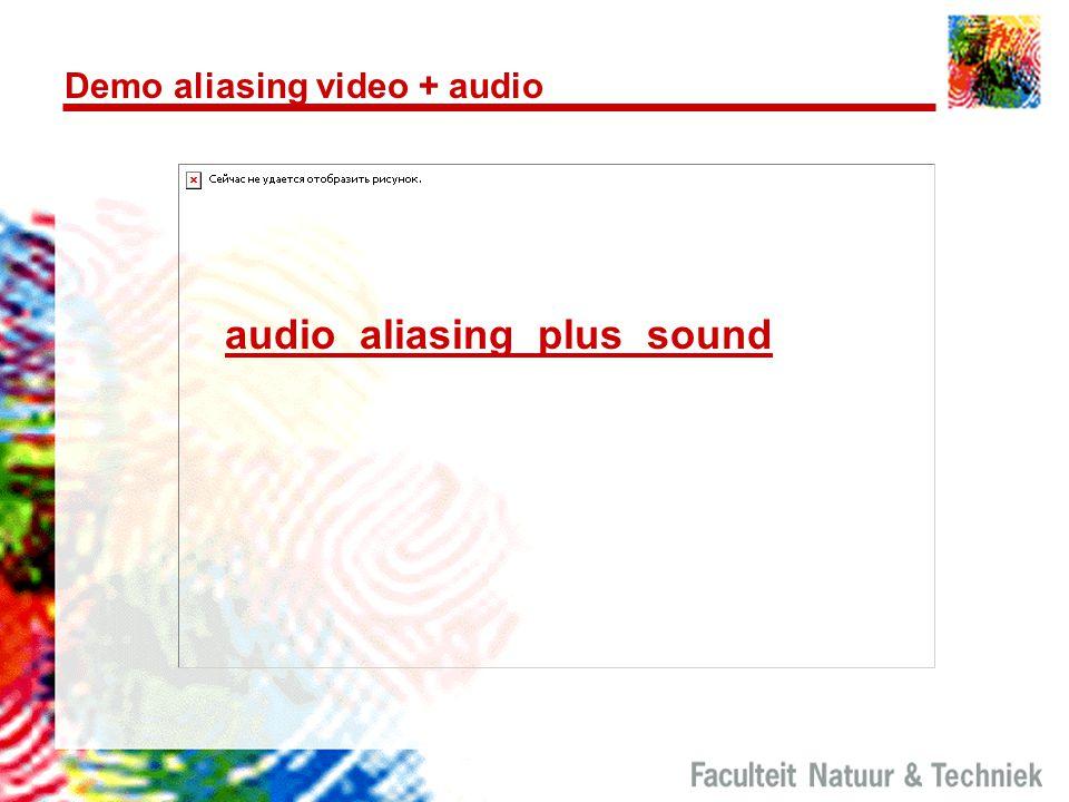 Demo aliasing video + audio audio_aliasing_plus_sound
