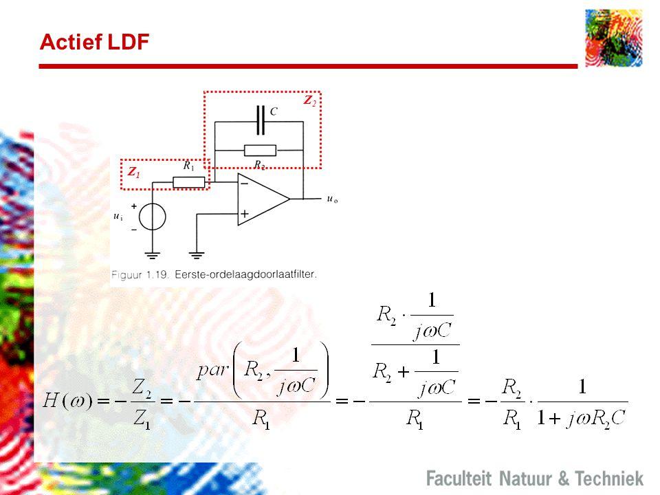 Actief LDF Z2Z2 Z1Z1