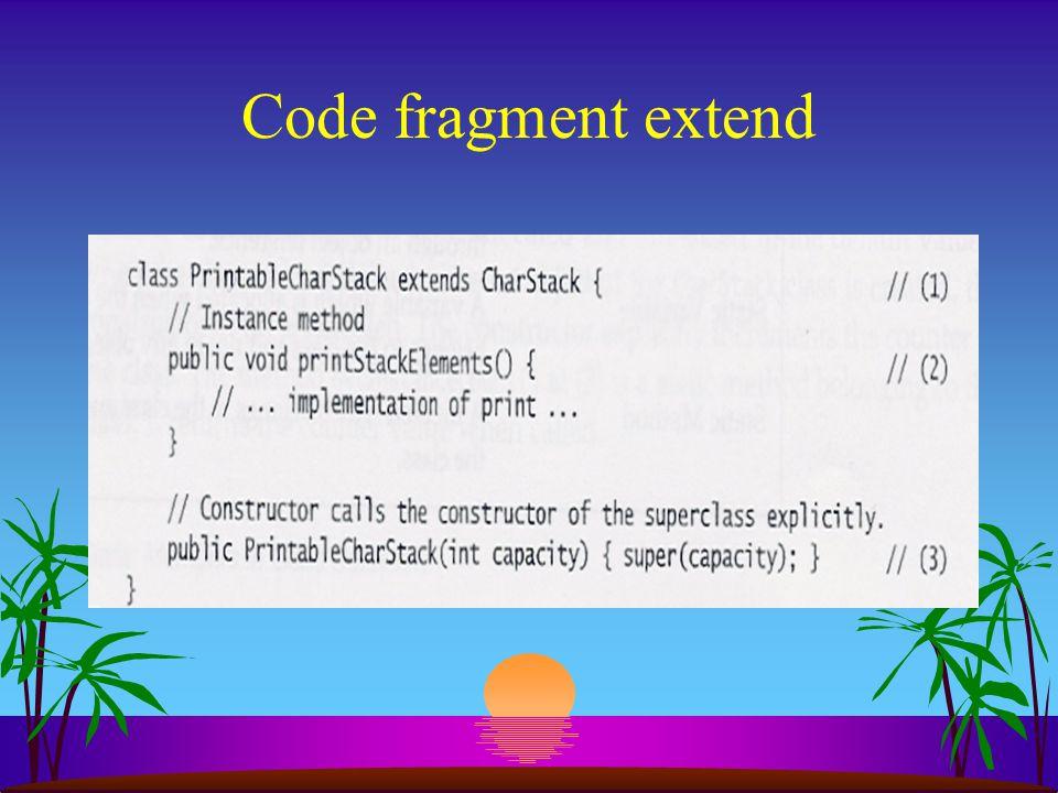 UML voor overerving