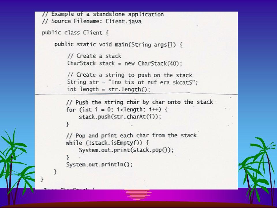 10. Voorbeeld van een stand-alone Java programma s Wat zijn de hoofdelementen? s Hoe gaat het compileren en runnen?