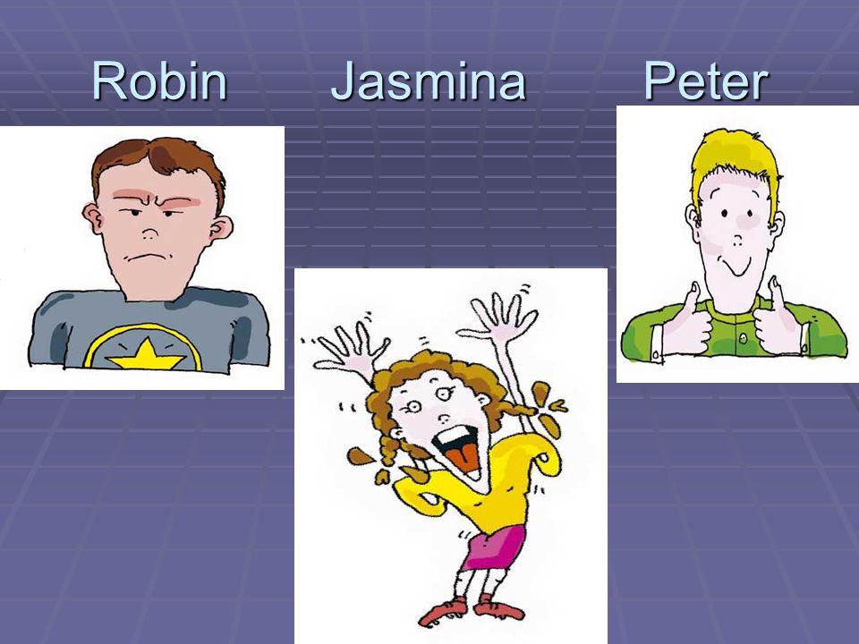 Robin Jasmina Peter