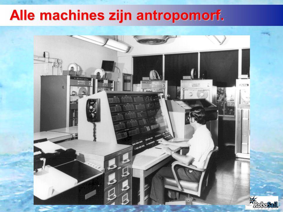 Wat is een computer eigenlijk.Een machine om modellen van de werkelijkheid mee te manipuleren.
