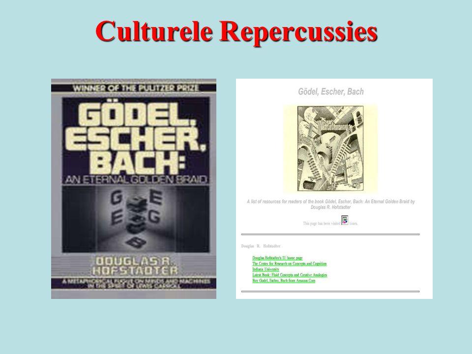 Culturele Repercussies