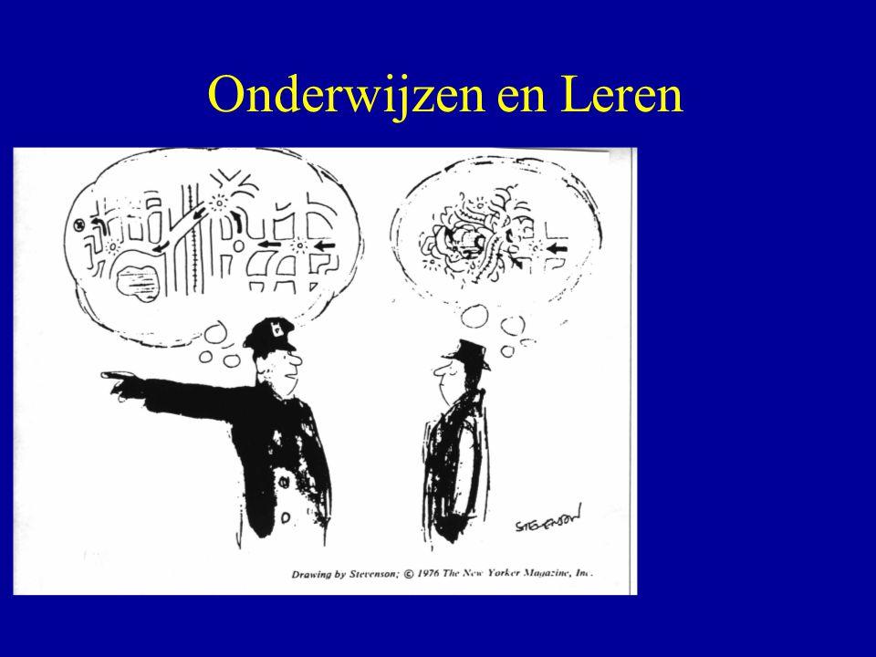 Onderwijzen en Leren