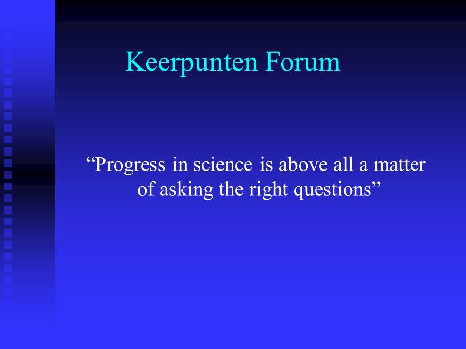 Dark Matter – Dark Energy Wat is de visie van de panelleden op het dark matter / dark energy probleem.