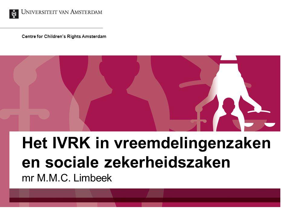 Algemene bevindingen Rechtspraak is terughoudend in rechtstreekse toepassing  artikel 2 lid 1 IVRK = rechtstreeks werkend  versus benadering ABRvS.