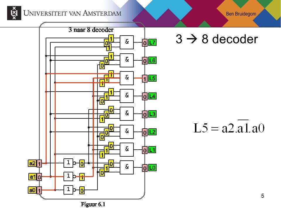 5 3  8 decoder