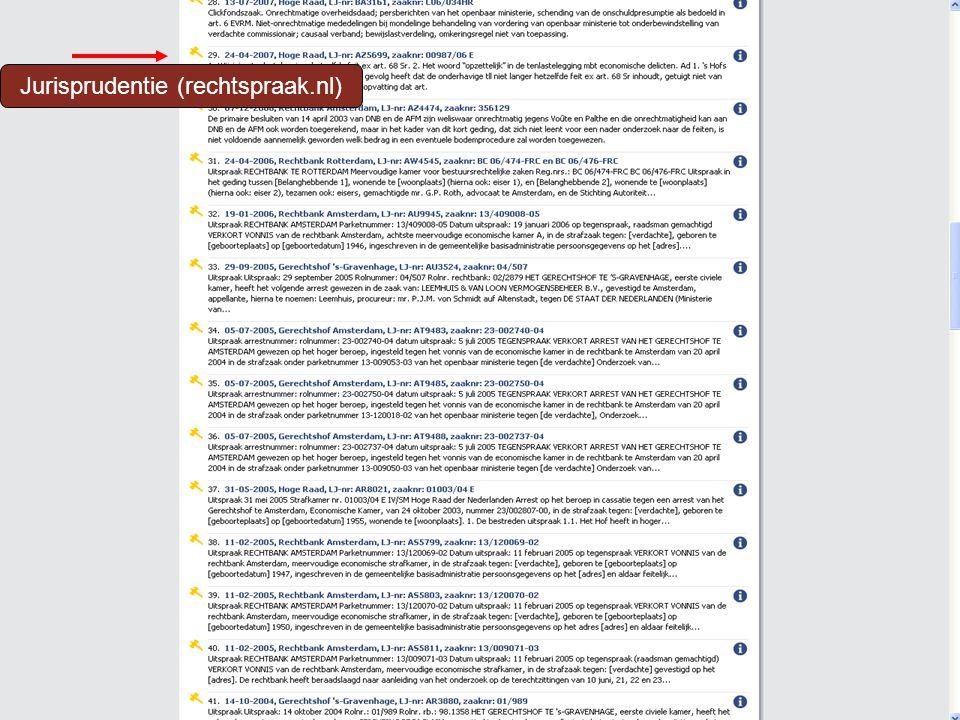 Europese richtlijnen en verordeningen