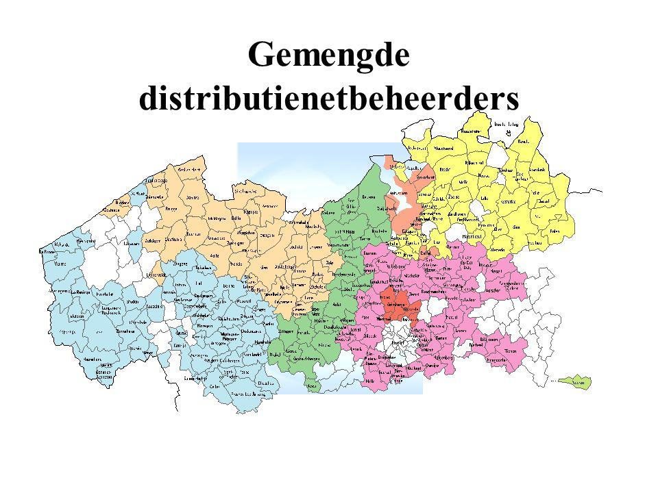 Gemengde distributienetbeheerders