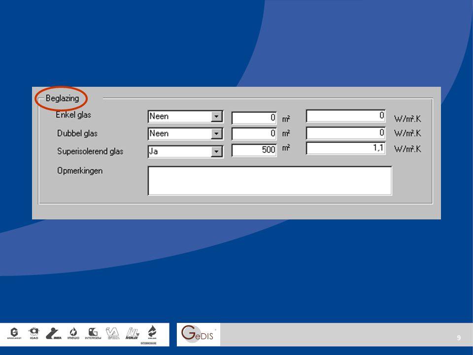 10 Meterconfiguratie Doel: Doel:  Inventarisatie van metergegevens: –Access point –Meters –Telwerk Werkwijze: Werkwijze:  Meetcertificaat: van Indexis  Niet-officiële meters: inventarisatie tijdens E-scan