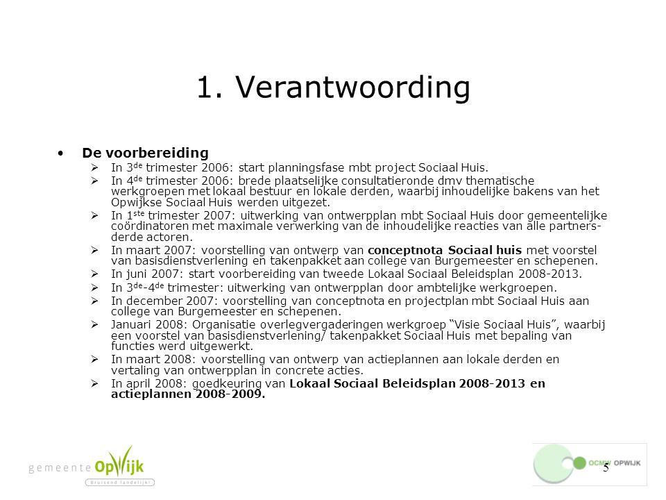 86 4.2.6.Socio- culturele participatie Doelstelling.