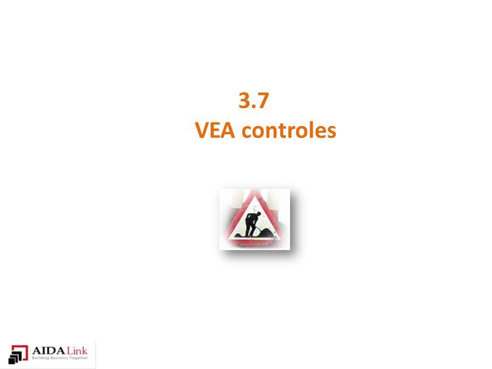 3.7 VEA controles