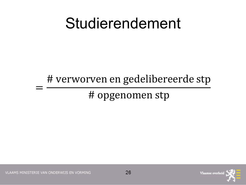 Studierendement 26