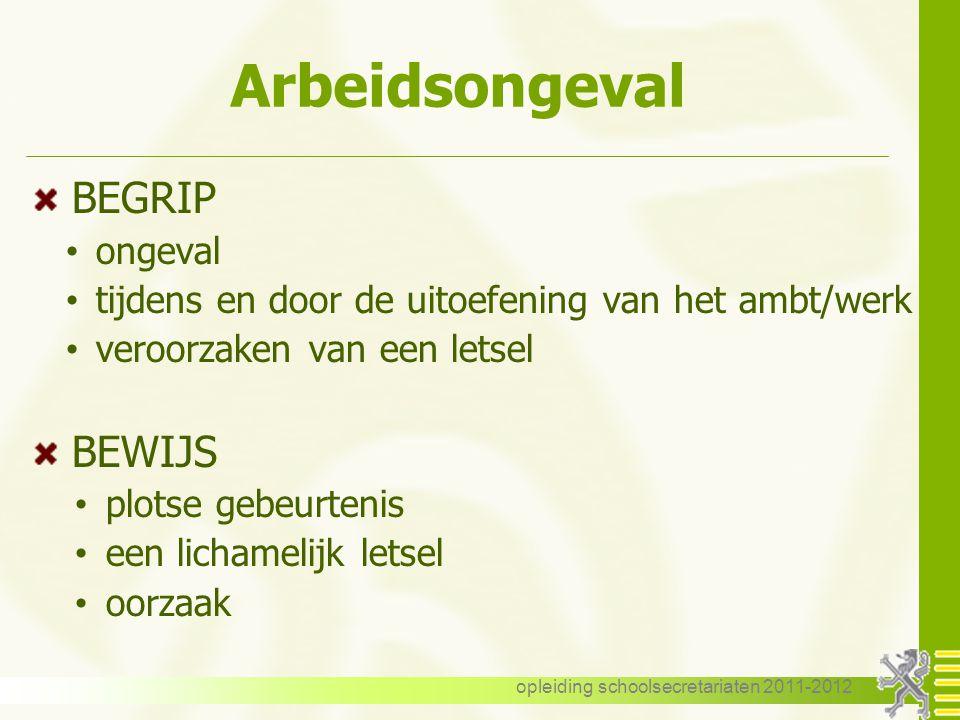 AANGIFTE Binnen de 4 dagen ( indien onmogelijk zo vlug mogelijk na het ongeval ) Aangifte van het ongeval Formulieren  Model A http://edulex.vlaanderen.be/edulex/ozb/9142_m odela.dochttp://edulex.vlaanderen.be/edulex/ozb/9142_m odela.doc (FORM0033)  Model B - doktersattest http://edulex.vlaanderen.be/edulex/ozb/9142_m odelb.dochttp://edulex.vlaanderen.be/edulex/ozb/9142_m odelb.doc (FORM0031)  Getuigenverklaring http://edulex.vlaanderen.be/edulex/ozb/9142_g etuigv.dochttp://edulex.vlaanderen.be/edulex/ozb/9142_g etuigv.doc (FORM0027)  Opgave aanvullende info http://edulex.vlaanderen.be/edulex/ozb/9142_m odelc.dochttp://edulex.vlaanderen.be/edulex/ozb/9142_m odelc.doc (FORM0032)  Medisch getuigschrift Medisch getuigschrift(AGD 1B) Medisch getuigschrift(AGD 1B) (FORM001239)