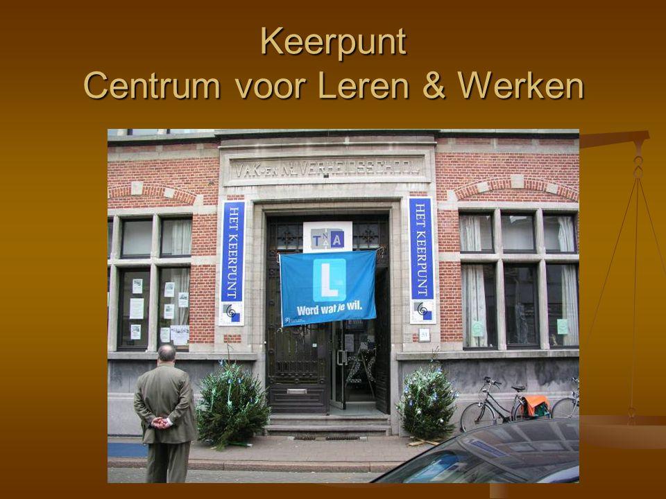 Keerpunt Centrum voor Leren & Werken