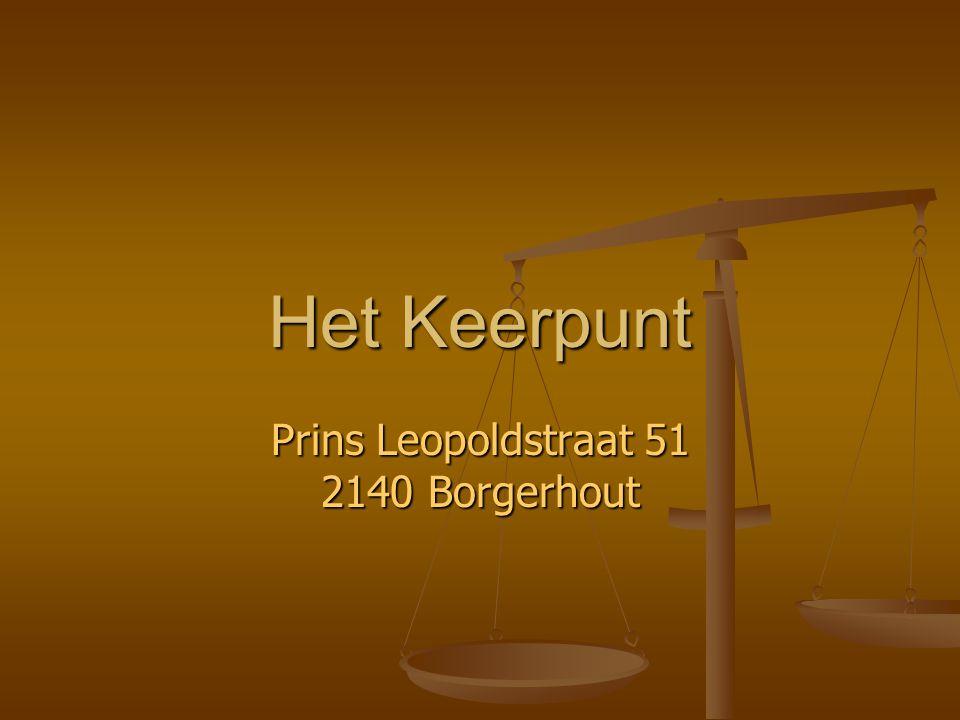 Het Keerpunt Prins Leopoldstraat 51 2140 Borgerhout