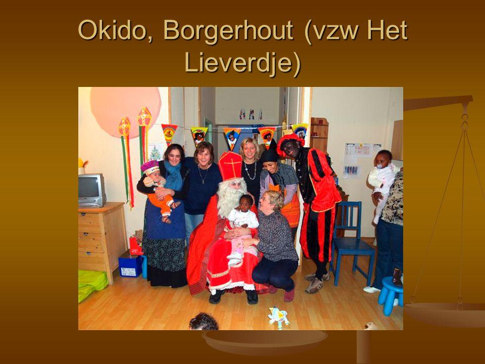Okido, Borgerhout (vzw Het Lieverdje)