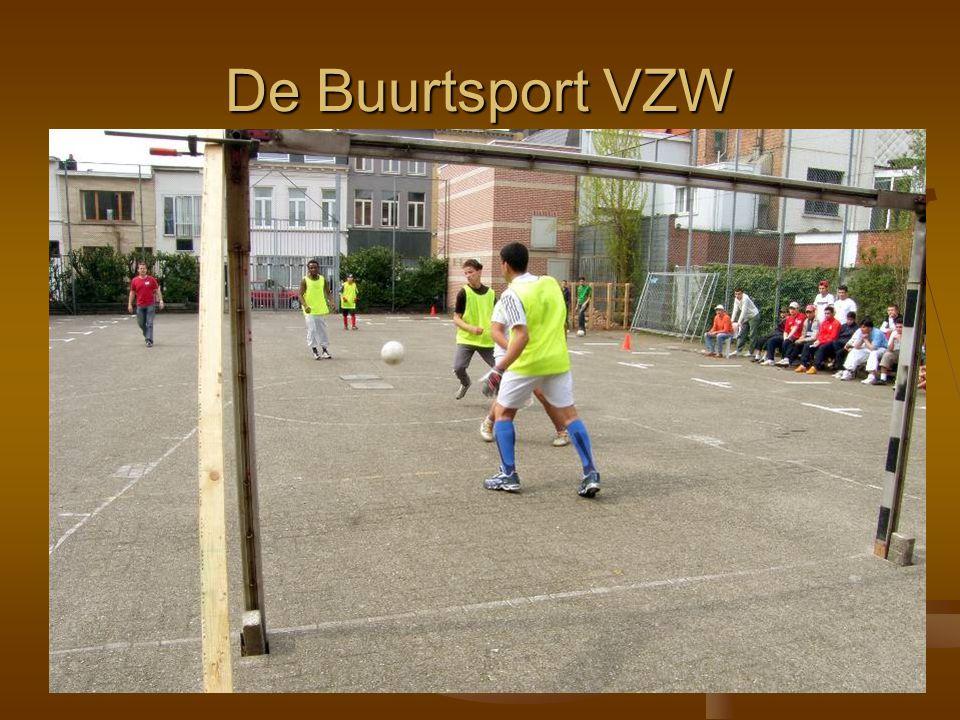 De Buurtsport VZW