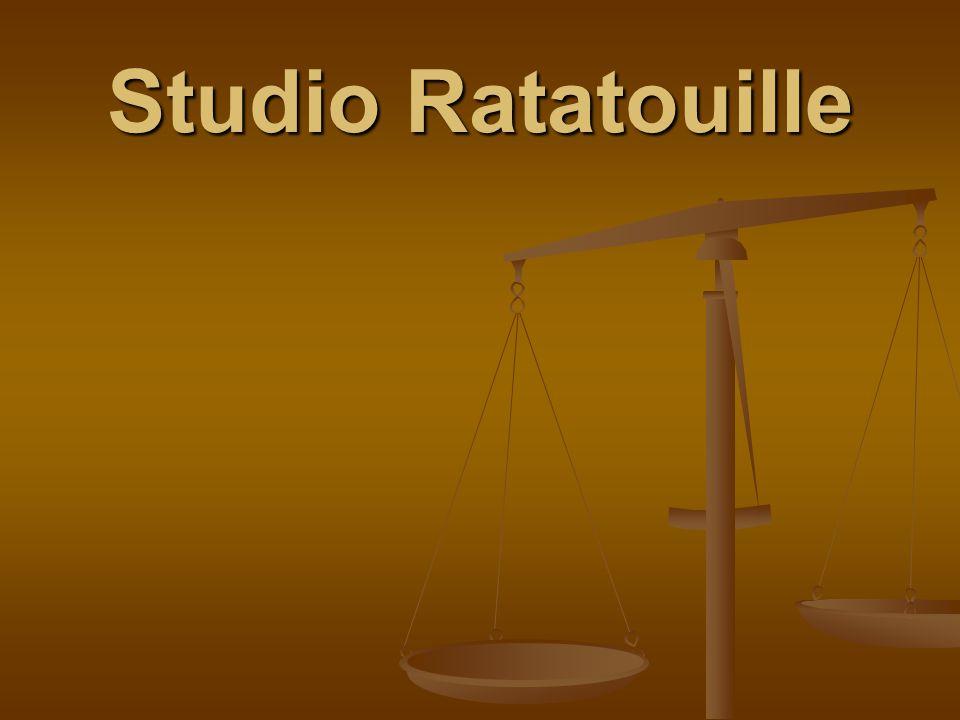 Studio Ratatouille