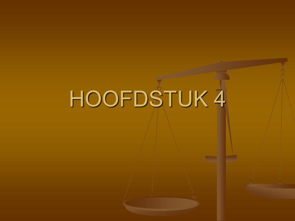 HOOFDSTUK 4
