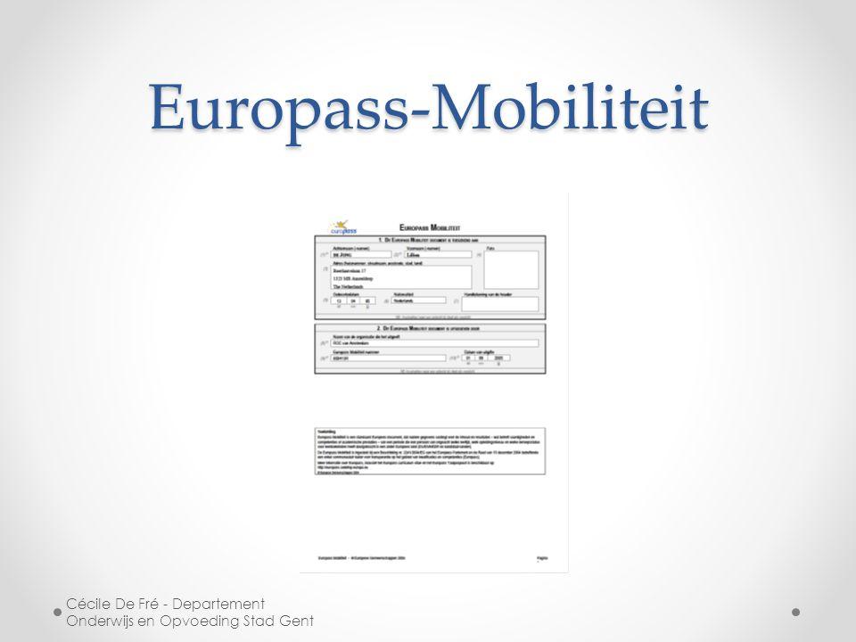 Europass-Mobiliteit