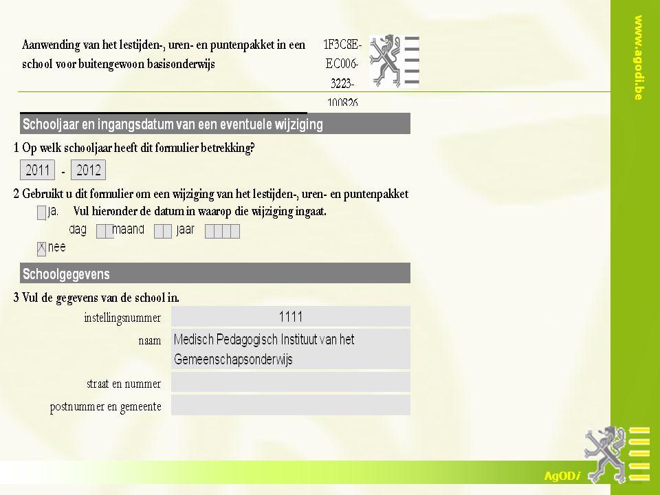 www.agodi.be AgODi
