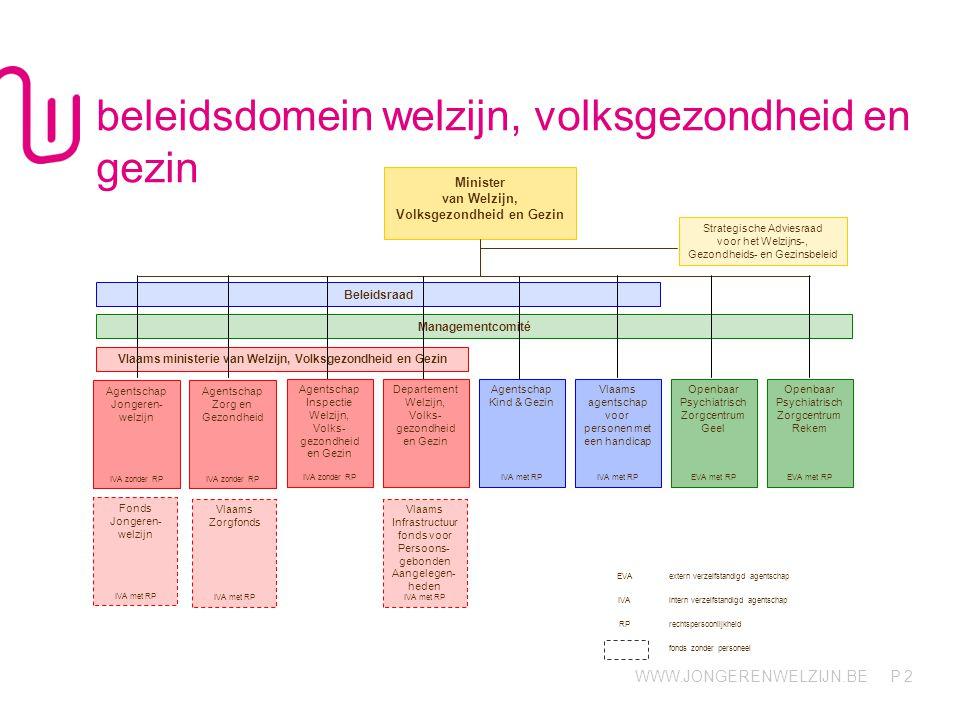 WWW.JONGERENWELZIJN.BE P 23 De inlichtingenfiche Ontstaan: vraag van de internaten om iets te doen rond de samenwerking tussen internaten en verwijzers.