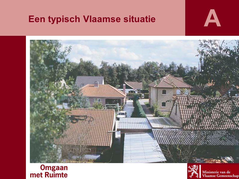 Een typisch Vlaamse situatie A
