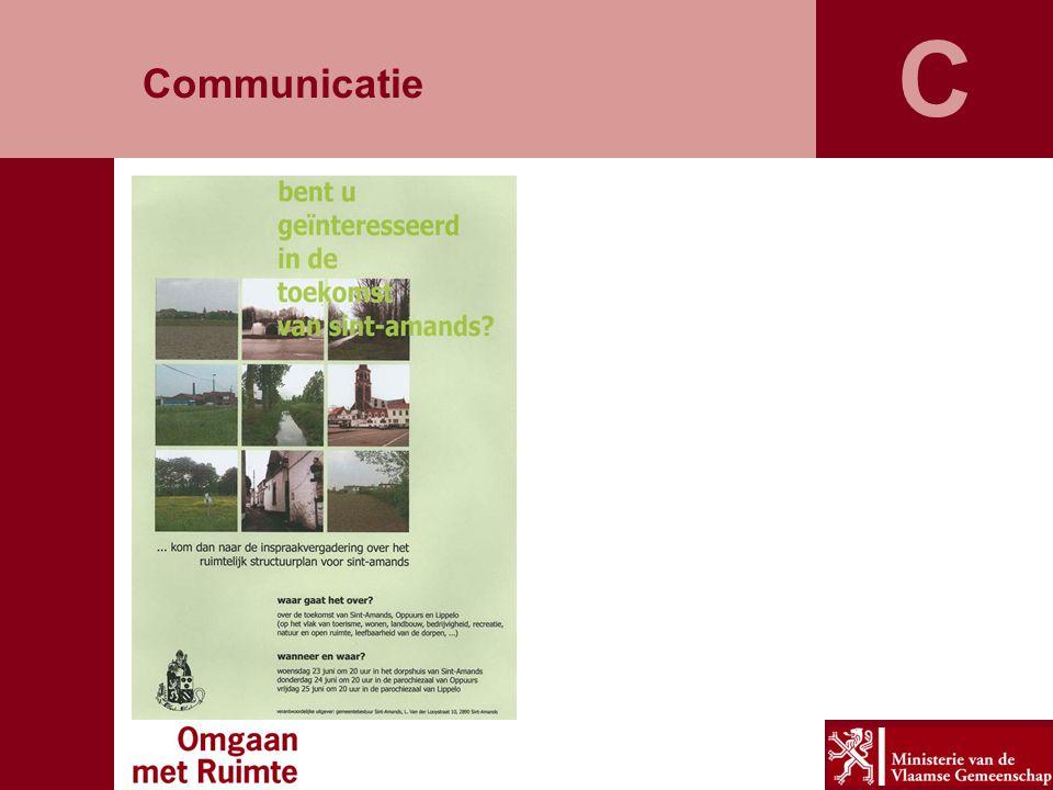 Communicatie C