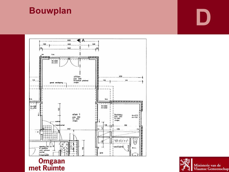 Bouwplan D