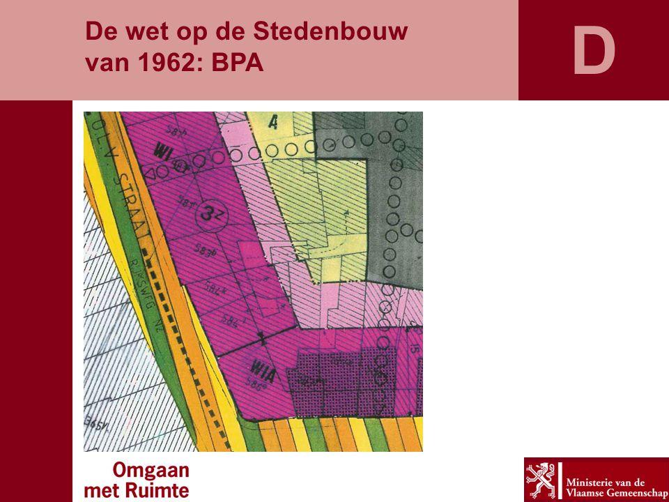 Van een volgend naar een sturend beleid Inhoud van het structuurplan Deel 1: Informatief gedeelte -bestaande ruimtelijke structuur -analyse van het gevoerde ruimtelijk beleid -planningscontext -verband met hogere structuurplannen -resultaten van het onderzoek naar behoeften -ruimtelijke problemen, kwaliteiten en kansen D