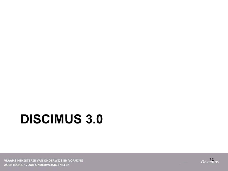 DISCIMUS 3.0 10