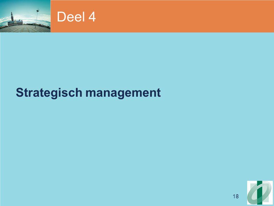 18 Deel 4 Strategisch management