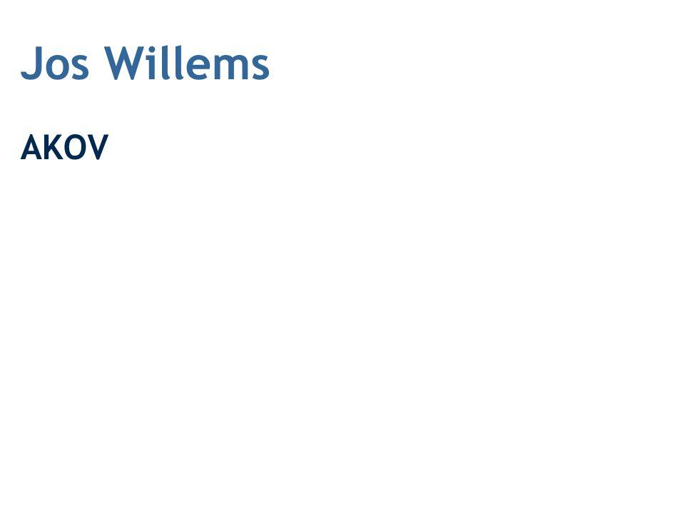 Jos Willems AKOV