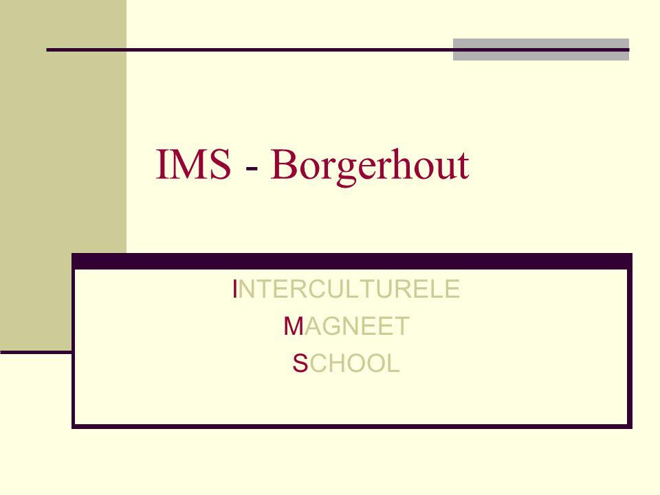 Profiel IMS 550 leerlingen 25 nationaliteiten