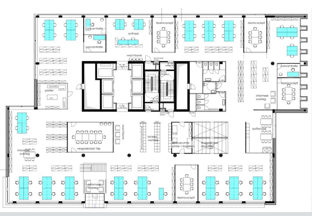 Page 6 AFM/gka/20071115/1 v2.0 Agentschap voor Overheidspersoneel Voorstelling meubilair