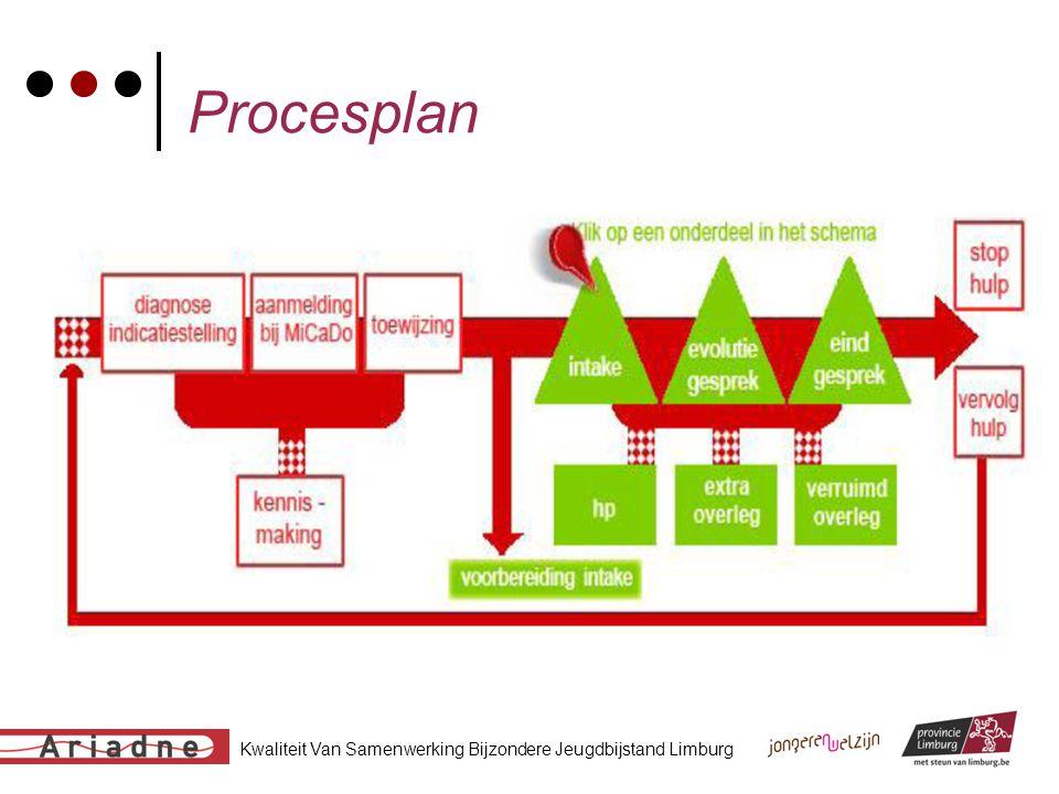 Kwaliteit Van Samenwerking Bijzondere Jeugdbijstand Limburg Procesplan