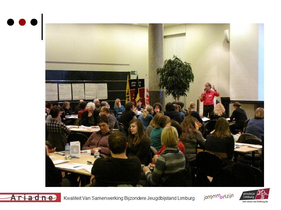 Kwaliteit Van Samenwerking Bijzondere Jeugdbijstand Limburg