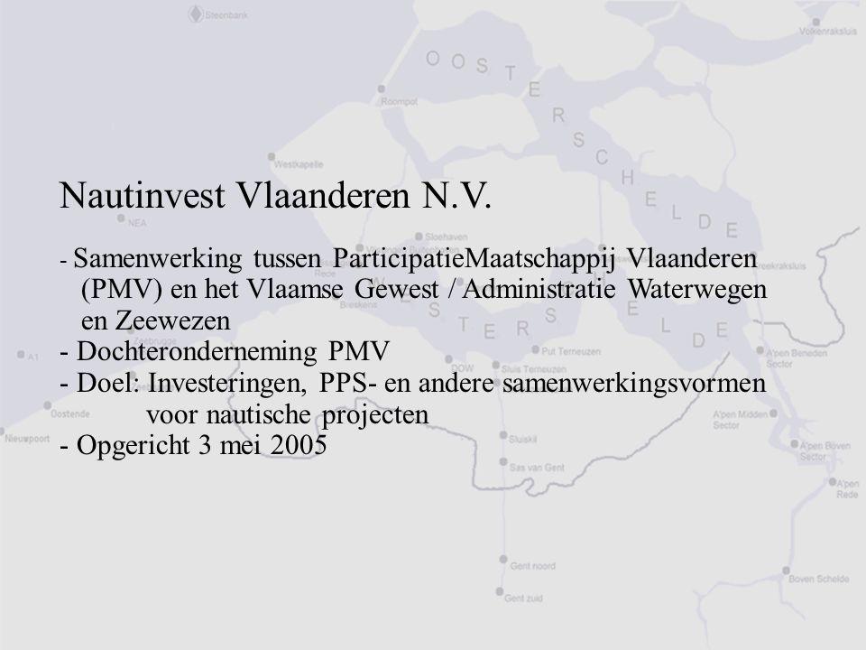 Nautinvest Vlaanderen N.V. - Samenwerking tussen ParticipatieMaatschappij Vlaanderen (PMV) en het Vlaamse Gewest / Administratie Waterwegen en Zeeweze