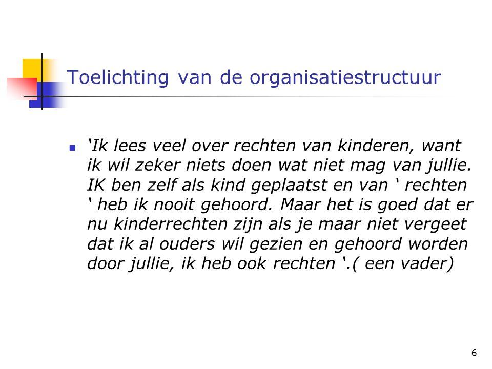 Traject van de hulpverlening Concrete informatie in mensentaal Niet onmiddellijk een oplossing Betrekken van beide ouders .