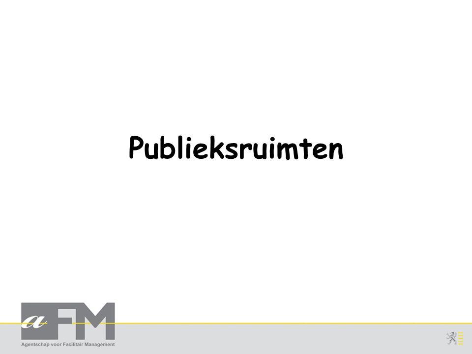 Publieksruimten