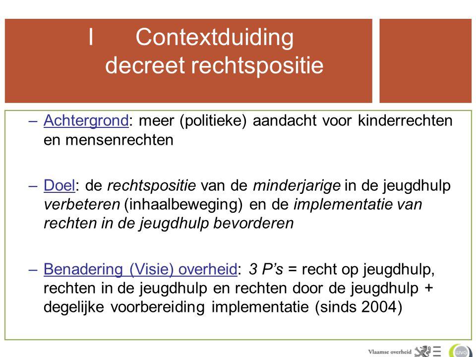 b) Departement WVG : acties (2) d)Vorming –Intersectorale vorming positief onthaald dankzij vruchtbare samenwerking.