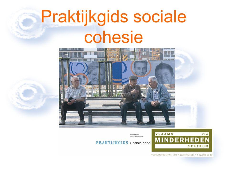 Praktijkgids sociale cohesie