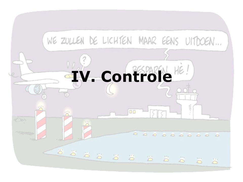 IV. Controle