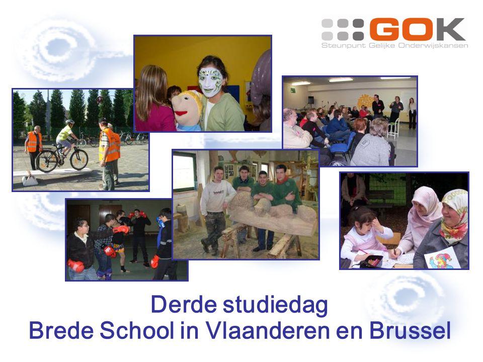 Derde studiedag Brede School in Vlaanderen en Brussel
