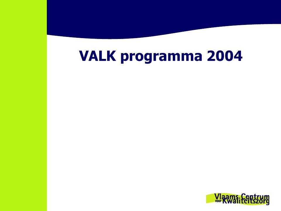VALK programma 2004