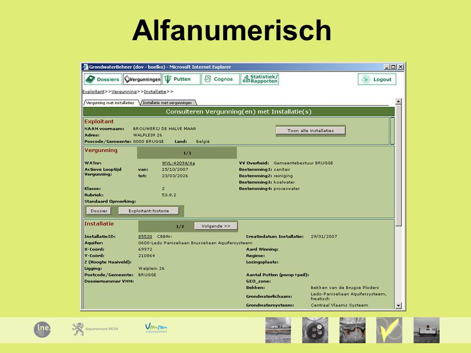 Alfanumerisch
