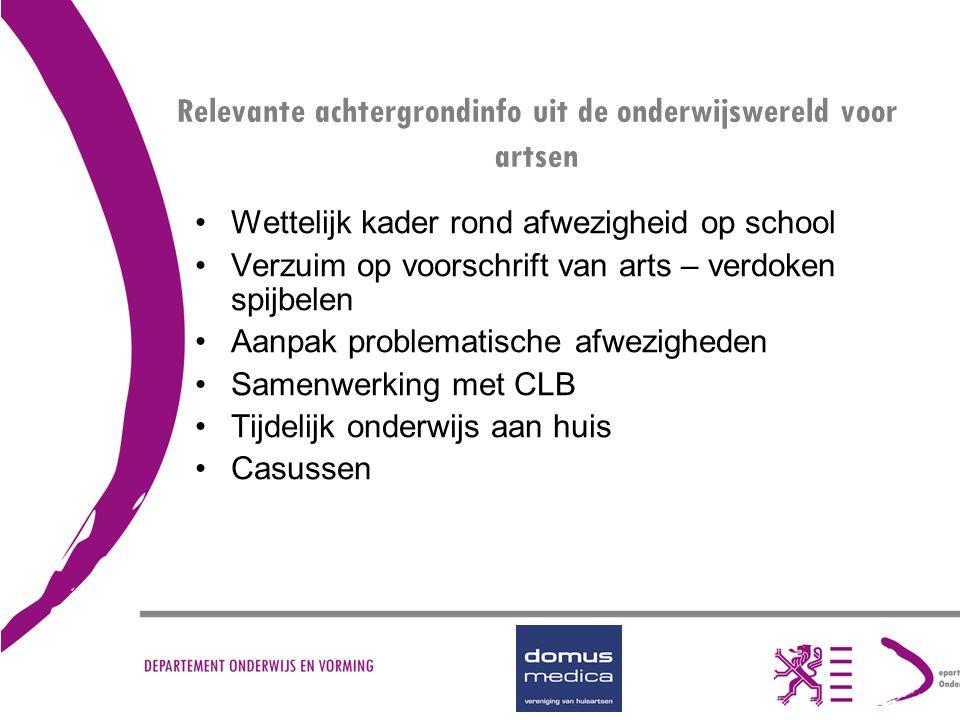 Samenwerking huisarts/kinderarts-Centra voor leerlingenbegeleiding (CLB) Zoek je verantwoordelijke CLB of CLB-arts van een bepaalde leerling.